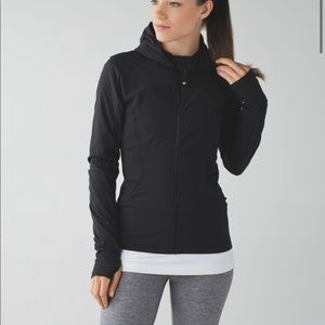 Lululemon *In Flux*  jacket/ reversible